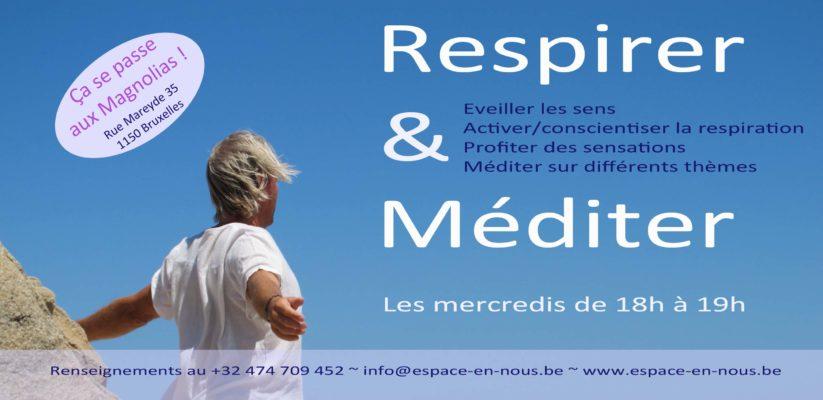 Respirer & Méditer